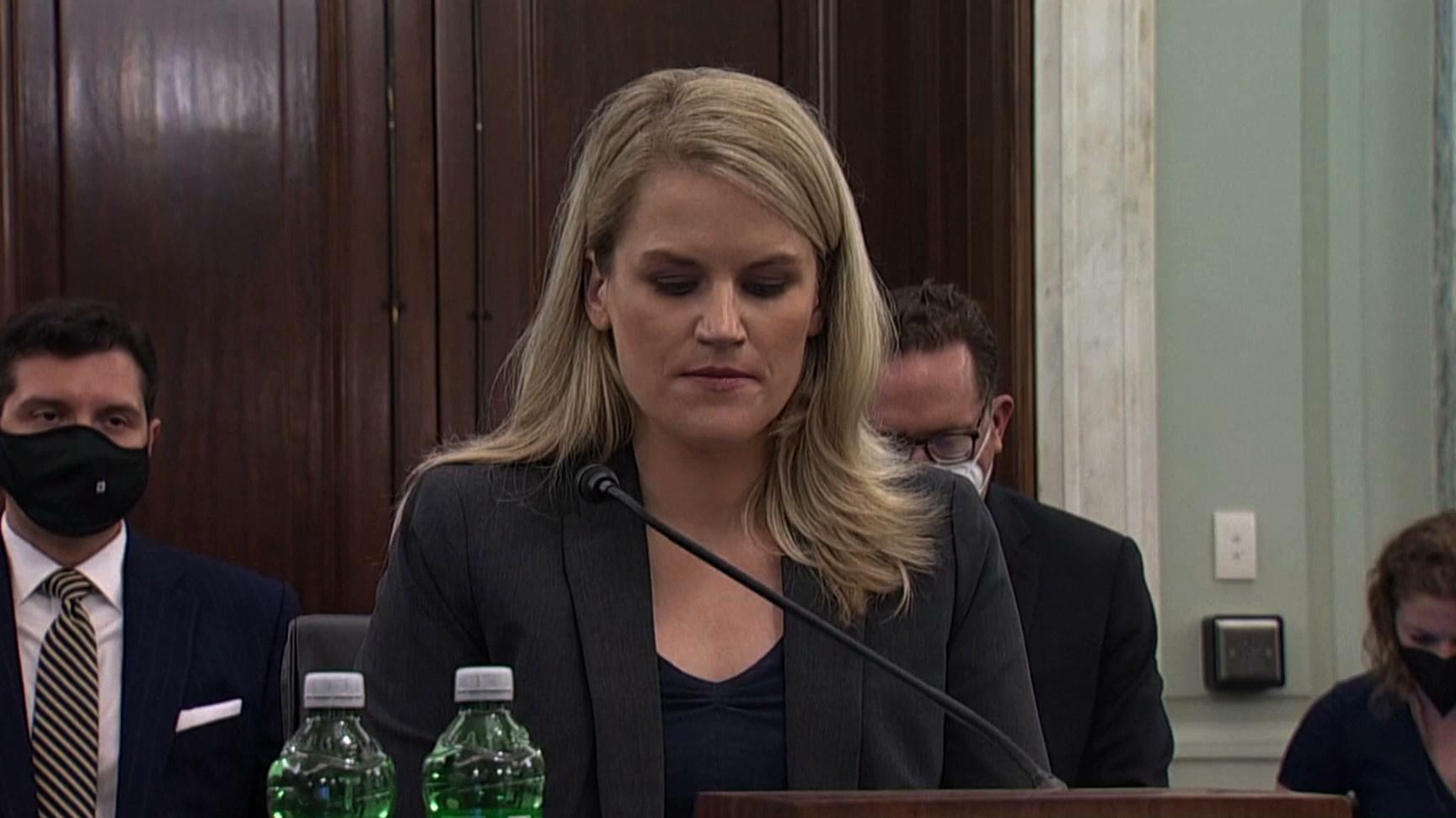 Frances Haugen obciąża Facebooka. Była managerka zeznawała przed komisją Senatu USA