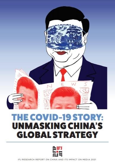 Poświęcony Chinom raport  Międzynarodowej Federacji Dziennikarzy opublikowano 12 maja