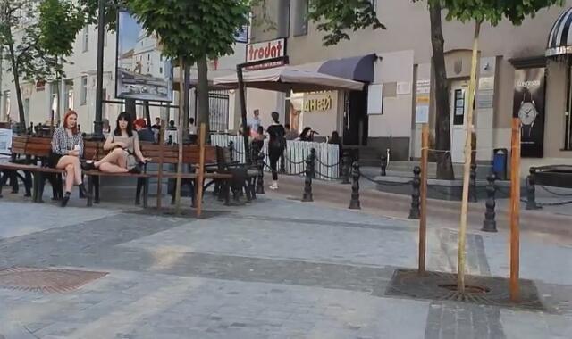 Ulice Mińska, 8 czerwca 2020 roku