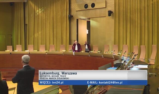 Sąd w Amsterdamie pyta TSUE o niezależność sądownictwa w Polsce