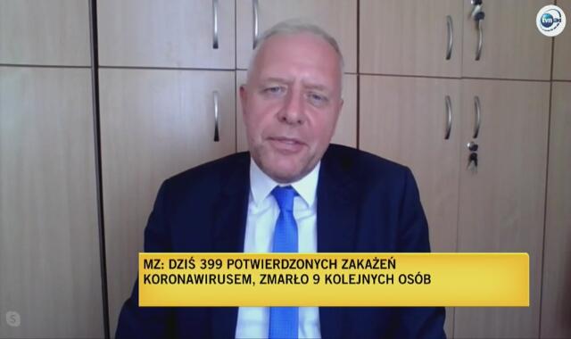 """Dr Michał Sutkowski: """"Strach i kary powinny determinować nasze właściwe postawy wobec pandemii"""""""