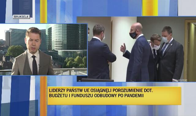 Maciej Sokołowski o powiązaniu wypłat unijnych funduszy z praworządnością