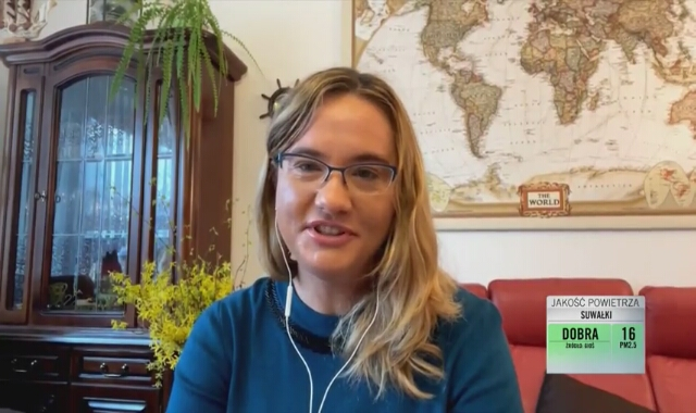 Karolina Pyziak-Kowalska o całkowitym wykorzystaniu partii szczepionek