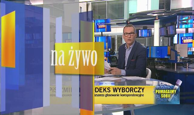 Były szef PKW o nocnym głosowaniu w Sejmie