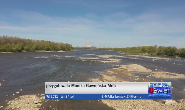 23.04   Zła sytuacja hydrologiczna w Polsce