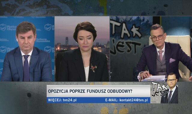 Posłanka Anna Maria Żukowska o Funduszu Odbudowy