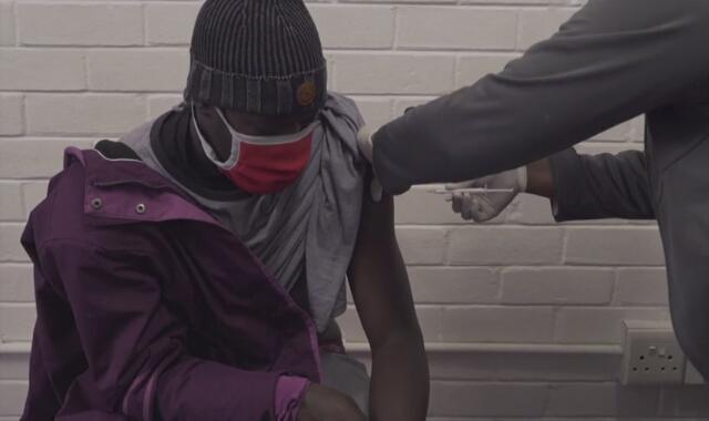 Walka z pandemią w RPA