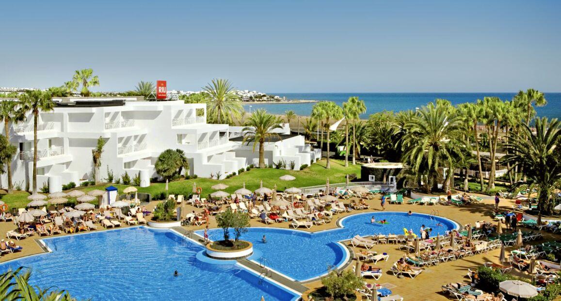Clubhotel Riu Paraiso Lanzarote Resort Lanzarote Wyspy