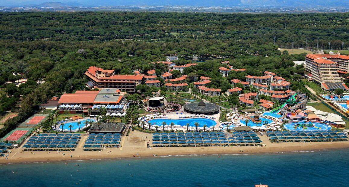 Golden Coast Holiday Village Villa