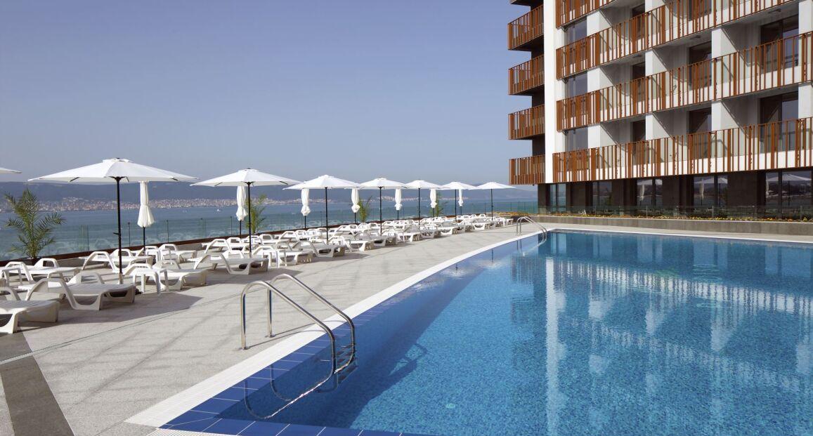 Paradiso Aparthotel - Riwiera Bułgarska - Bułgaria