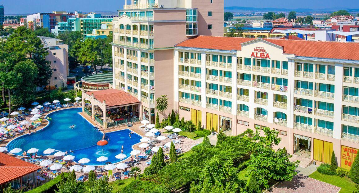 Hotel Alba - Riwiera Bułgarska - Bułgaria