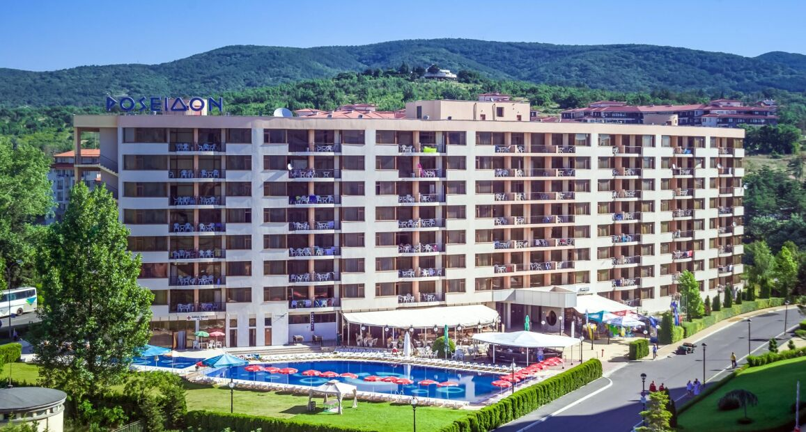 Poseidon - Riwiera Bułgarska - Bułgaria