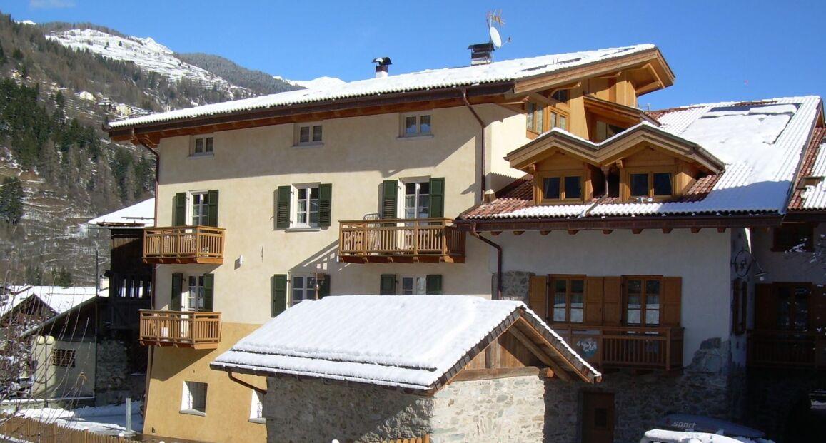 Apartamenty Ca delle Margherite - Val di Sole - Trentino - Włochy