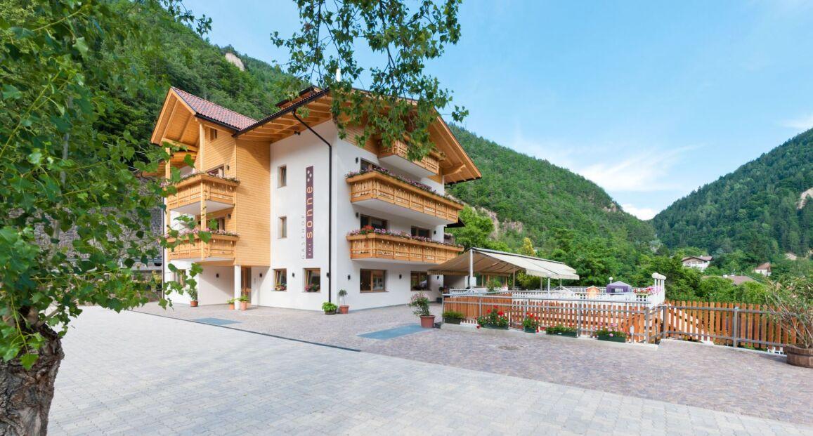 Gasthof zur Sonne - Carezza - Tyrol Południowy - Włochy