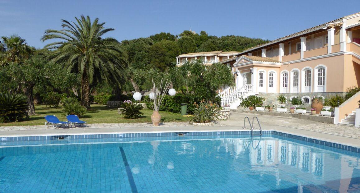 Hotel Nefeli - Korfu - Grecja