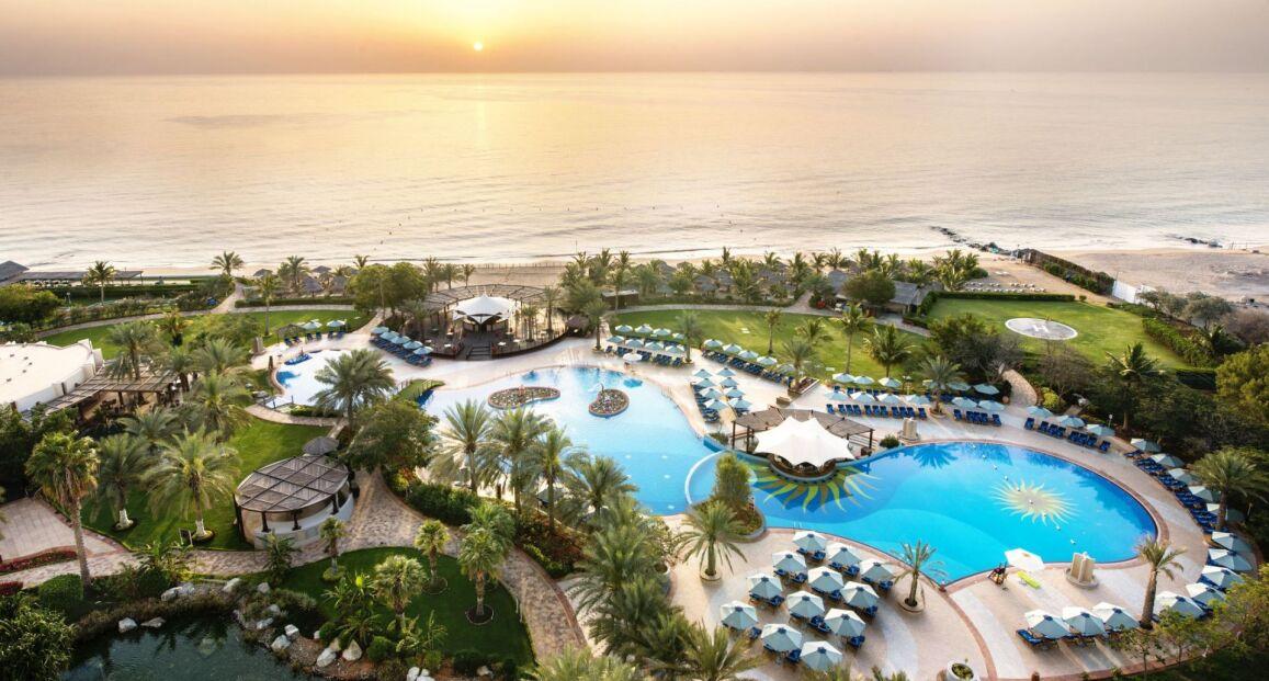 Le Meridien Al Aqah Beach Resort - Fujairah - Zjednoczone Emiraty Arabskie