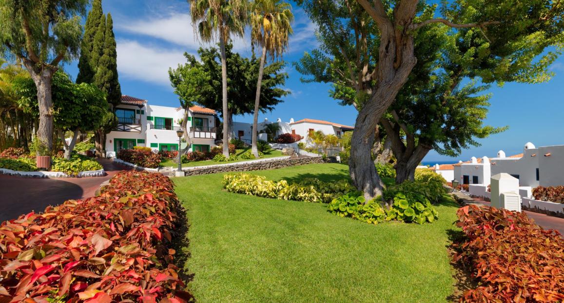Hotel jardin tecina la gomera wyspy kanaryjskie opis for Jardin tecina la gomera