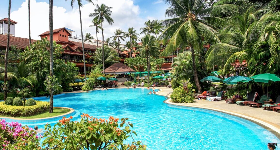 Patong Merlin Hotel - Wyspa Phuket - Tajlandia