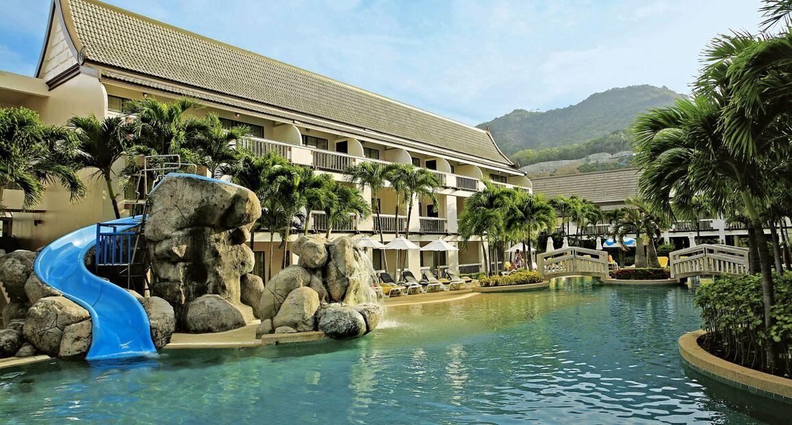 Centara Kata Resort Phuket - Wyspa Phuket - Tajlandia