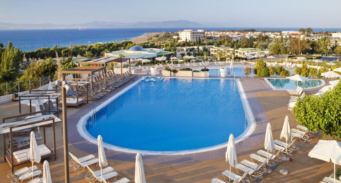 Aeolos Beach Hotel Kos Tui