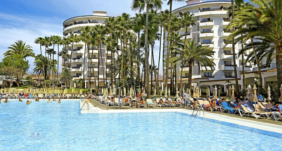 Suneoclub Servatur Waikiki Gran Canaria Wyspy Kanaryjskie Opis