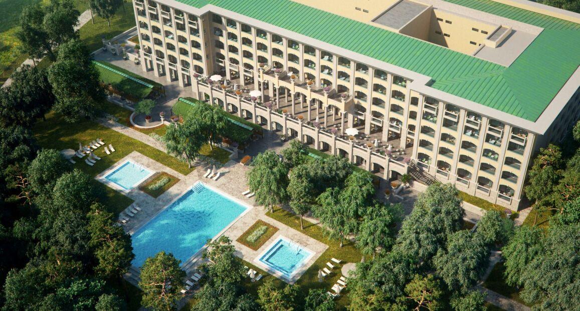 Astor Garden Hotel - Riwiera Bułgarska - Bułgaria