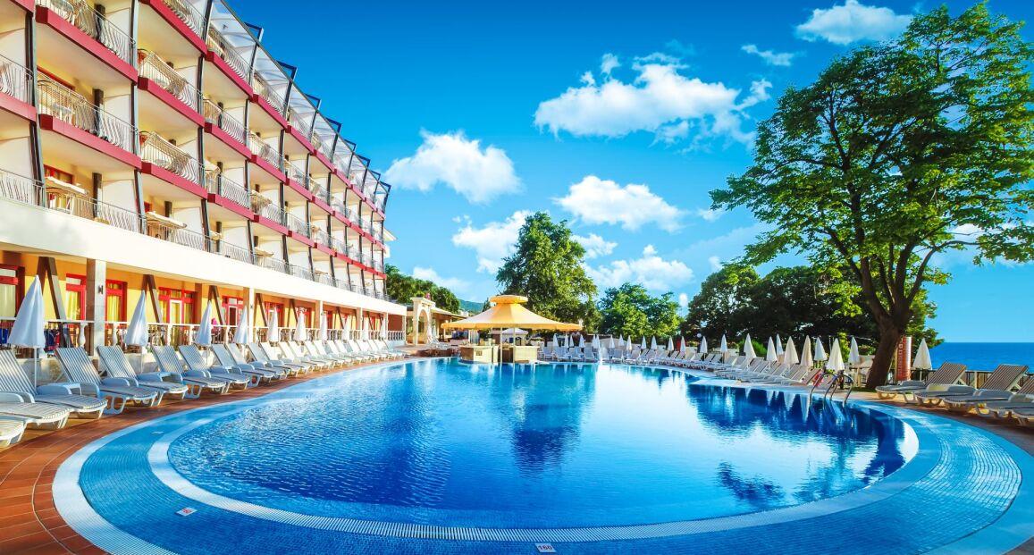 Grifid Hotel Vistamar - Riwiera Bułgarska - Bułgaria