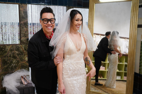 Say Yes to the Dress with Gok